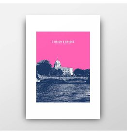 Jando Designs O'Briens Bridge Print