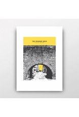 Jando Designs The Spanish Arch A4 Print Unframed