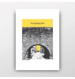 Jando Designs The Spanish Arch Print