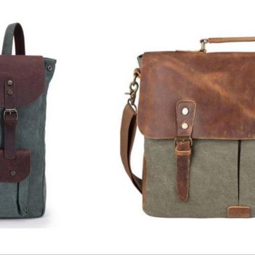 outlet verkoop speciale verkoop officiële site Canvas rugzakken en laptoptassen, stoer en stevig. Bij Joof ...