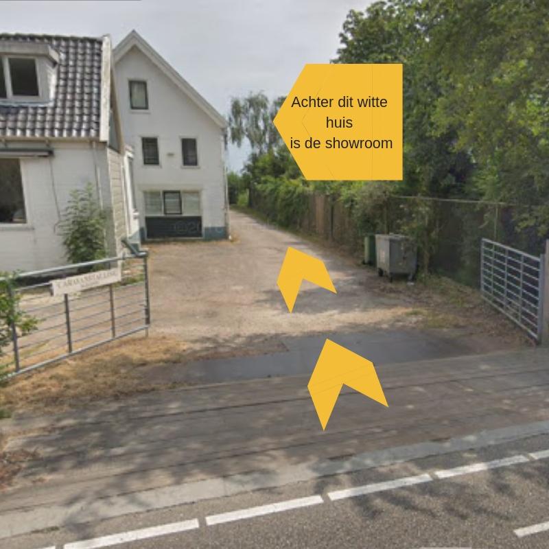Exact de lokatie tassenshowroom amsterdam-landsmeer