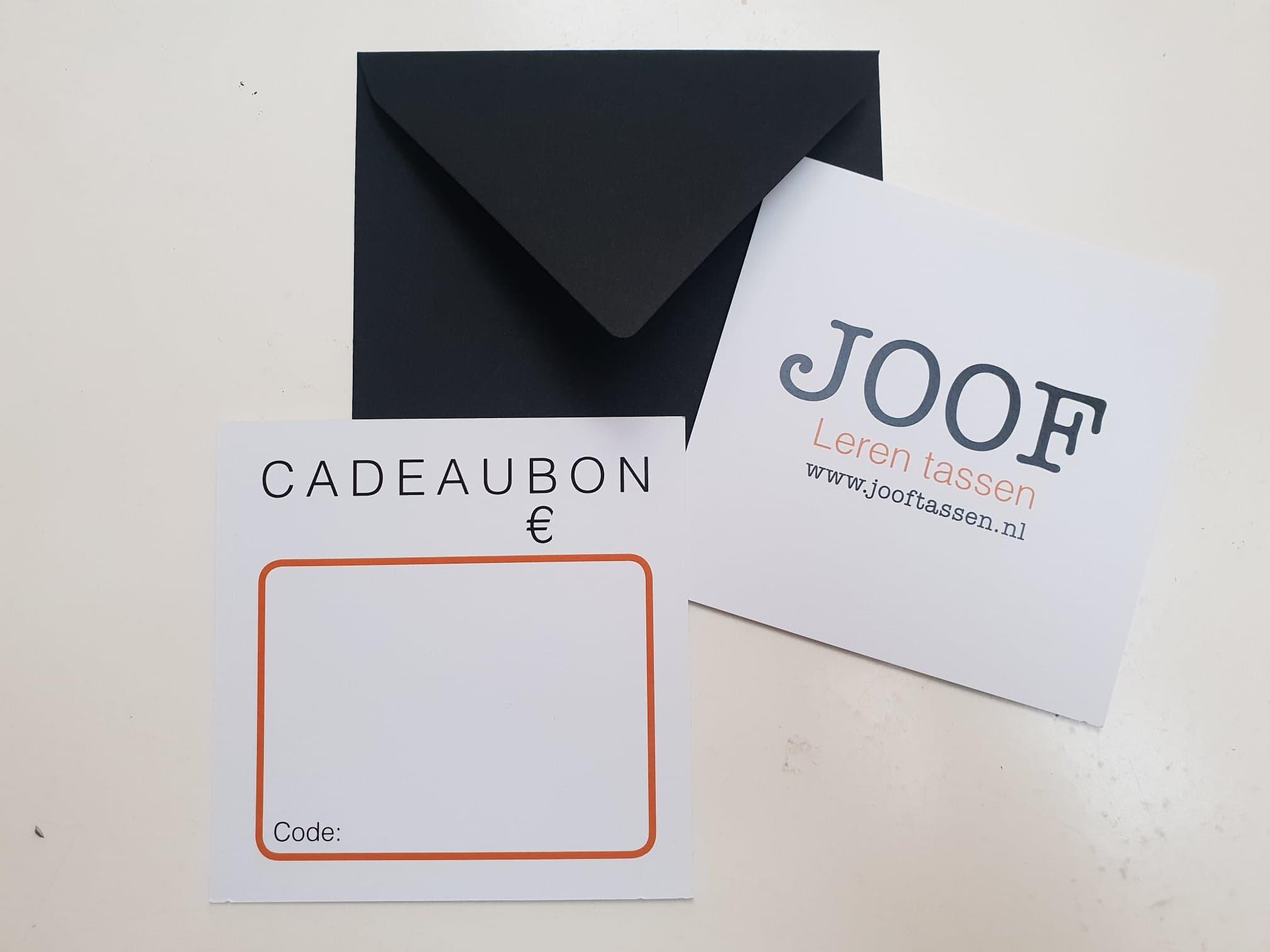 joof cadeaubon