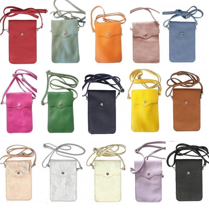 Shop leuke telefoontasjes in zomerkleuren
