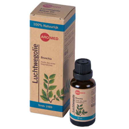 Aromed bronchia borstolie - 30ml