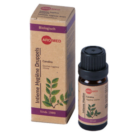 Aromed candira vaginale druppels - 10ml