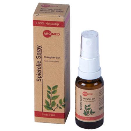 Aromed Shanghan-Lun muskel spray olie - 20ml