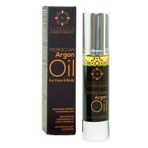 Marokkaanse Argan olie gezicht en lichaam 50ml