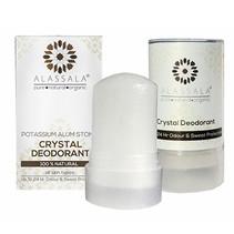 natural deodorant Alum stone box
