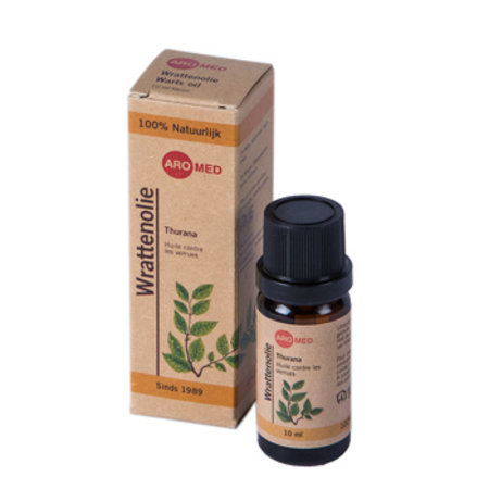 Aromed thurana wrattenolie - 10ml