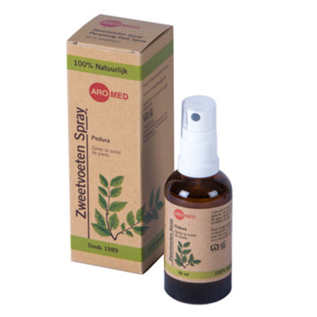 Aromed pedura voetspray - 50ml