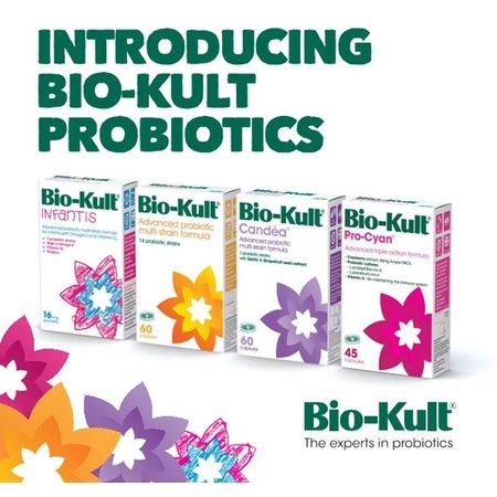 Bio-Kult probiotika candea - 60 kapsler