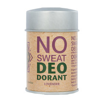 no sweat - Deopuder Lovender - 60g