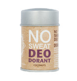 The Ohm Collection no sweat coconuts - 60g
