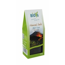 hawaii salt sort fint - 150g