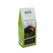 Schwarzes Hawaii Salz - feinkörnig - 150g