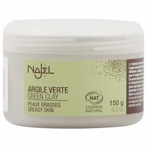 Najel Green clay Powder
