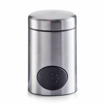 Stainless steel sweetener dispenser