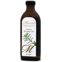 sesamzaad olie met zoete amandel olie - 150ml