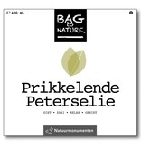 Bag-to-Nature Prikkelende Peterselie kweekzakje