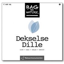 Lid dill grow bag