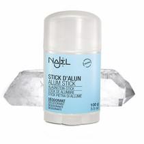 alum deodorant stick - 100g