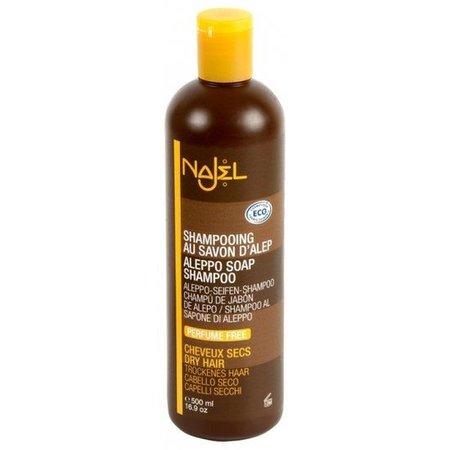 Najel Aleppo Shampoo trockenes Haar - bio - 500 ml