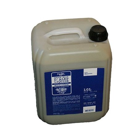 Najel aleppo zwarte ecozeep reinigingsmiddel - 10 liter