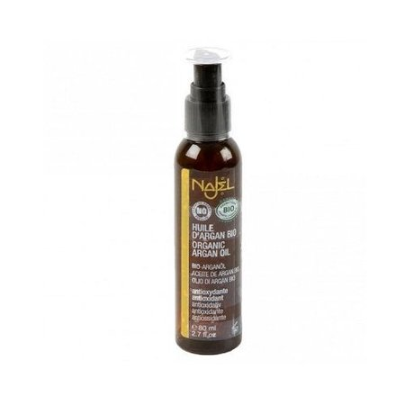 Najel argan organic oil argan olie - 80ml