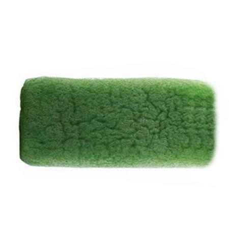 Nutrikraft Konjac spons green tea groen rechthoek