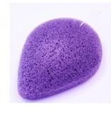 Nutrikraft konjac svamp lavendel lilla - drop