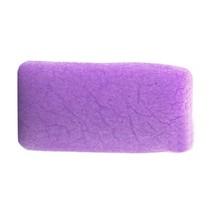 Konjac spons lavendel paars rechthoek