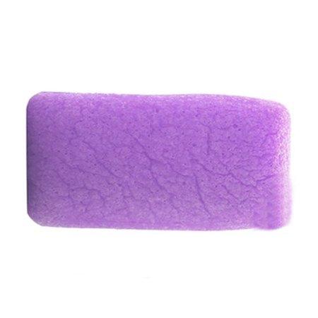 Nutrikraft Konjac spons lavendel paars rechthoek
