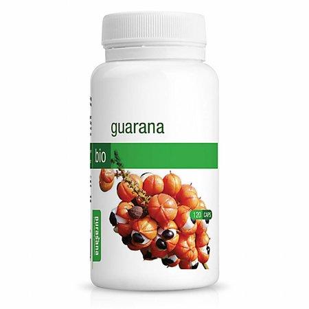 Purasana Guarana bio kapsler - 120vcaps