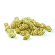 Moerbeibessen Wit gedroogd Biologisch 100 gram