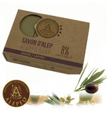 Alepeo Aleppo Vormzeep Lavendel 100 gram