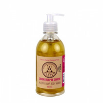 aleppo rose shower gel - 350ml