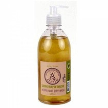 Aleppo shower gel med jasmin - 350 ml