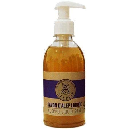 Alepeo Flüssigseife mit Lavendel - 350ml