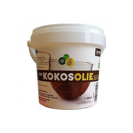 Purasana bio biologische kokosnoot olie - 500ml