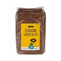rawfood Økologisk hørfrø hele - 500g