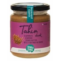 dunkle Tahini-Sesampaste - salzfrei - 250g