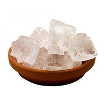 Himalaya Halite Salt Chunks white 2-5 cm