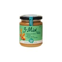 3-mix, gemengde notenpasta - 250g