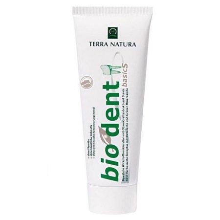 Terra Natura stevia extract tandpasta Biodent -Basic