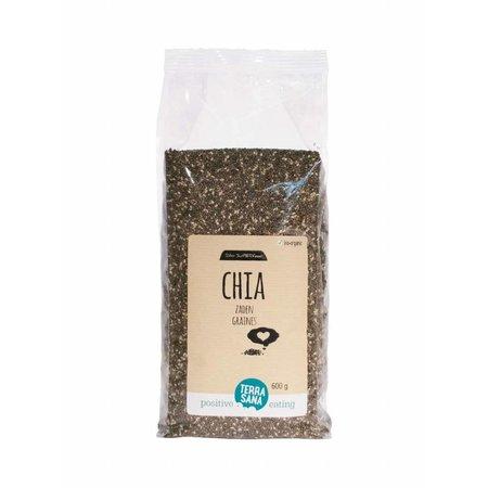 Terrasana Terrasana rawfood bio chiazaad -600 gram