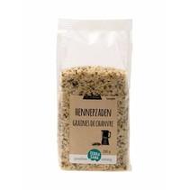 skrællet rå fødevarer økologisk hampefrø - 250g