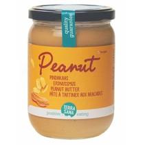 fine peanut butter saltless - 500g
