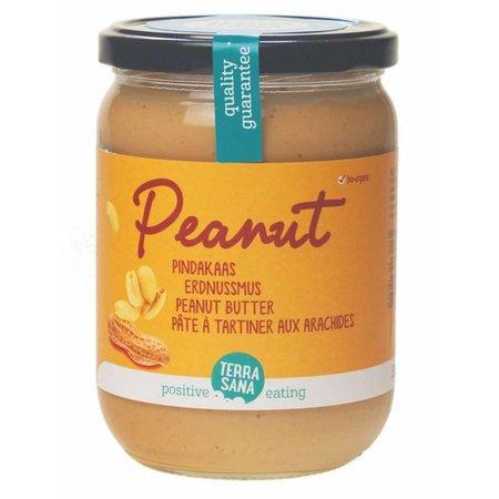 Terrasana feine Erdnussbutter - ohne Salz - 500 g