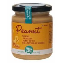 fine peanut butter saltless - 250g