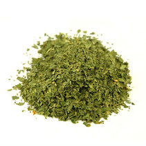 Organic parsley herbs